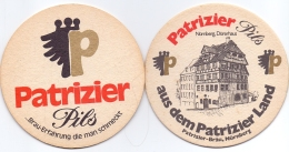 #D184-240 Viltje Patrizier Bräu - Sous-bocks