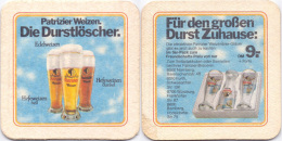 #D184-253 Viltje Patrizier Bräu - Sous-bocks