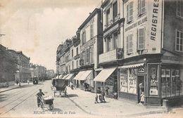 REIMS - La Rue De Vesle - Reims