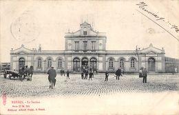 Ronse Renaix Station 1902 - Renaix - Ronse