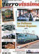 Ferrovissime N° 12 De Janvier 2009 - Railway