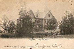 Pulle : Drijhoekhof - Zandhoven