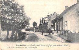 Zandvliet Keyser's Hoeve 1900-1905 - Belgien