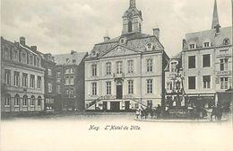 Réf : A-18 Pie Tre-1140 : HUY. HOTEL DE VILLE - Huy