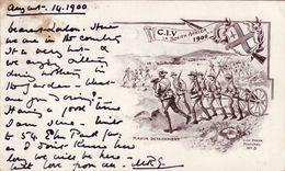 Maxim Detachment - CIV In South Africa 1900 - South Africa
