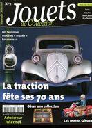 """Jouets De Collection N° 2 (Septembre-Octobre-Novembre  2004) """"BING : La Traction Fête Ses 70 Ans"""" - Railway"""