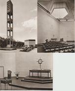 PI 235) Ansichtskarten Hamburg Othmarschen, Ansgarkirche 1965 - Other