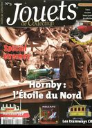 """Jouets De Collection N° 3 (Décembre-Janvier-Février 2005) """"Hornby : L'étoile Du Nord"""" - Railway"""