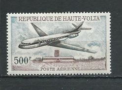 HAUTE-VOLTA  Scott C51 Yvert PA47 (1) ** Cote 11,50$ 1968 - Haute-Volta (1958-1984)