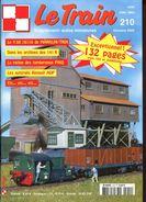 Le Train N° 210 D'octobre 2005 - Railway
