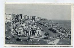 ENGLAND  - AK 311368 Brighton - The Aquarium And Madeira Drive - Brighton