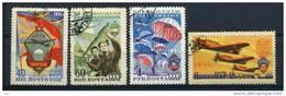 Russie  :  Yv  1576-79  (o) - 1923-1991 URSS