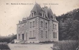 CPA  Des  Bords De La Rance  (22)  -  Château  De  Quincoubre   //  TBE - France