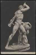 CPA - ROME - MUSEE NATIONAL - IL GALLO CHE SI UCCIDE DR PROFILO - Edition F.C. - Musées