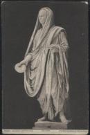 CPA - ROME - MUSEE DU VATICAN - PERSONAGGIO ROMANO - Edition F.C. - Vatican
