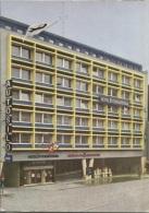 CPSM - BÂLE - HOTEL INTERNATIONAL Et Station Essence - Edition Kleiner - BS Bâle-Ville