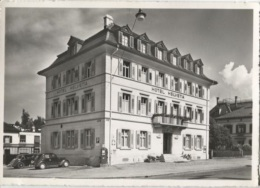 CPSM - KREUZLINGEN - HOTEL HELVETIA - Edition Dinkel - TG Thurgovie