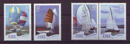Ireland - 2001, Sailing Ships 4v - Mnh - 1949-... Repubblica D'Irlanda