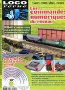 """Loco-Revue Hors-série N° 1 De 2009 """"Les Commandes Numériques Du Réseau"""" - HO Scale"""