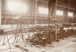 France Aviation Dirigeable Clement Bayard Moteurs Ancienne Photo Branger 1911 - Aviation