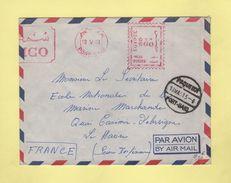 Egypte - Port Said Paquebot - 1961 - Égypte
