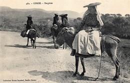 CORSE - JEUNES BERGERES CORSES - Ajaccio