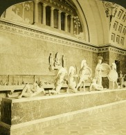 Allemagne Baviere Munich Munchen Musée Ancienne Photo Stereo HC White 1900 - Photographs