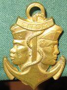 Insigne CITOM - Hueste