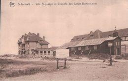 St-Idesbald Villa St-Joseph Et Chapelle Des Soeurs Dominicaines - Belgique