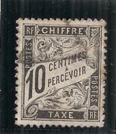 France   -  Taxe N° 15 Côte 2,50€ Centrage Parfait TTB - Impuestos