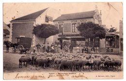 0211 -  Tigery S&O. - Restaurant Germain - A.Germain éd. - Autres Communes