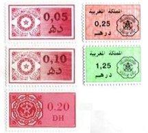 FRENCH MOROCCO, Revenues, ** MNH, F/VF - Morocco (1891-1956)