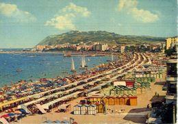 Cattolica - Spiaggia - 094-bis - Formato Grande Viaggiata – E 4 - Rimini
