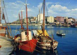 Gabicce Mare E Monte - Dal Porto Di Cattolica - 4 - Formato Grande Viaggiata – E 4 - Rimini