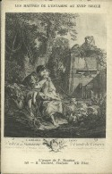 Les Maitres De L' Estampe Au XVIII Siecle - F. Boucher - L' Agreable Leçon - Pintura & Cuadros
