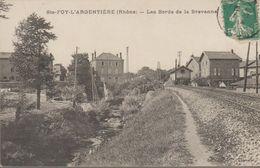 Ste Foy L'argentière (rhone) Les Bords De La Brevenne - France
