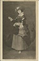 Zurbaran - A Lady As S. Margaret -  National Gallery - Peintures & Tableaux