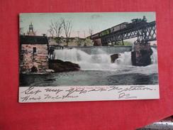 The Falls At Center - Vermont > Rutland   Ref 2786 - Rutland