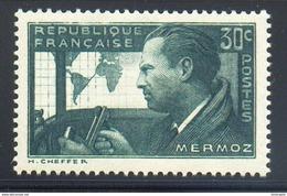 N° 337 Neuf** (Mermoz)  COTE= 1 Euro !!! - France