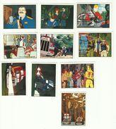 Lot Images Publicitaires : Chocolat Suchard, Poulain, Kemmel, Franco-belge, Vache Qui Rit, Lessive Aux Images. - Publicités