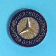 1 PIN'S  //  **  LOGO ** MERCEDES BENZ ** . (Yoshinori) - Mercedes