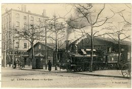3065-69 - LYON CROIX-ROUSSE - La Gare - Lyon