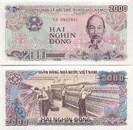 VN (b) - 1989 - 2000 Dong (unc) - Vietnam