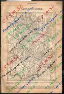ANNUAIRE - 71 - Département Saône Et Loire - Année 1890 - édition Didot-Bottin - 35 Pages - Telephone Directories