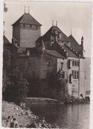 SUISSE,SWITZERLAND,SWISS, HELVETIA,SCHWEIZ,SVIZZERA ,MONTREUX ,VAUD,lac,chateau Chillon,BAIGNEUR - VD Vaud