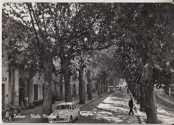 1958 TELESE (BENEVENTO) - VIALE MINIERI  --- Q1149 - Benevento