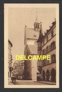 DD / 68 HAUT-RHIN / COLMAR / EGLISE PROTESTANTE ET ANCIEN PRESBYTÈRE - Colmar