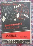 SPARTITO II° FESTIVAL DI SANREMO-MARILU'-FORSE QUALCUNO LO SA-DENVER- - Partitions Musicales Anciennes