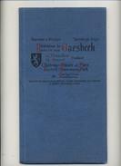 GAASBEEK :  Domein Chateau-kasteel: Carnet 36 CPA - 36 Postkaarten ( Zie Scans Voir Scans DETAIL ) 28 X 15.5 CM - Belgique