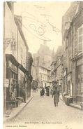 Montlucon - Rue Porte St Pierre Belle Animation - Montlucon